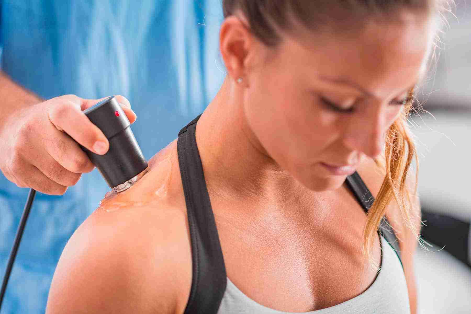 shoulder subluxation treatment