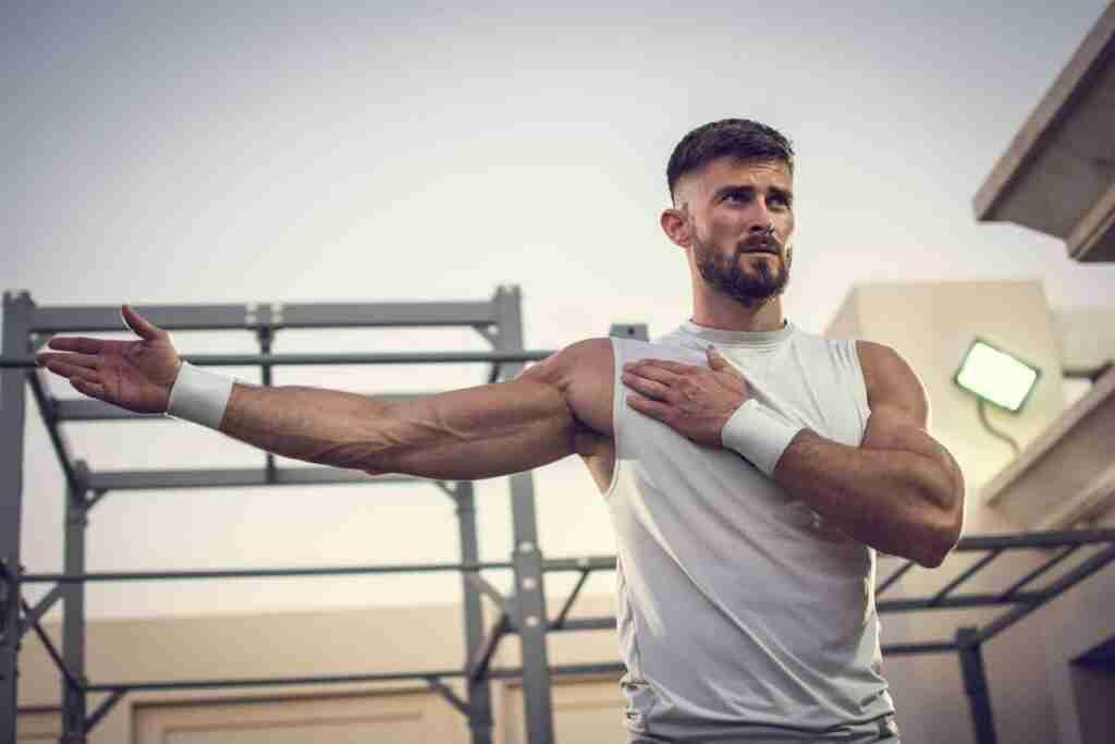 anterior shoulder pain