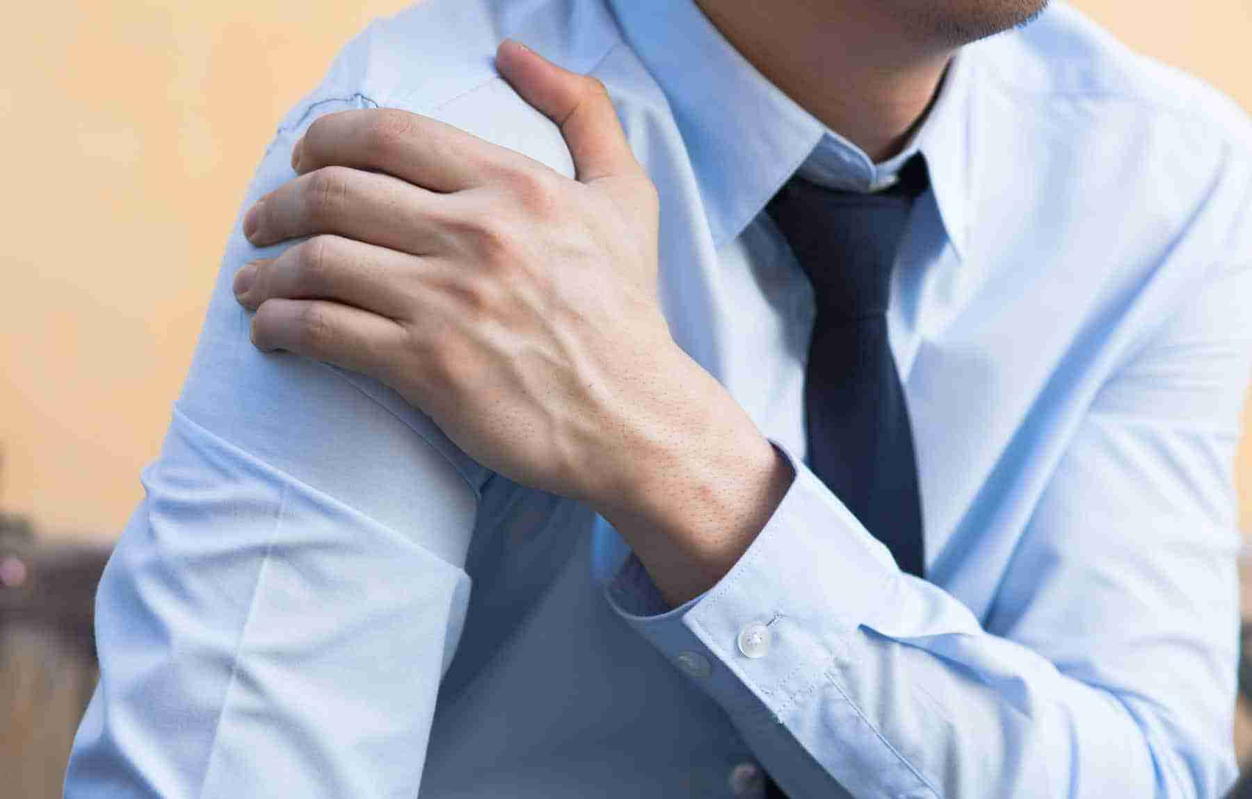 How to Determine the Cause of Anterior Shoulder Pain